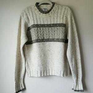 COLUMBIA Vintage Sweater- Large